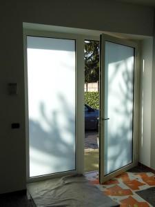 Emmeproject - Porta in acciaio Foster a taglio termico ingresso abitazione