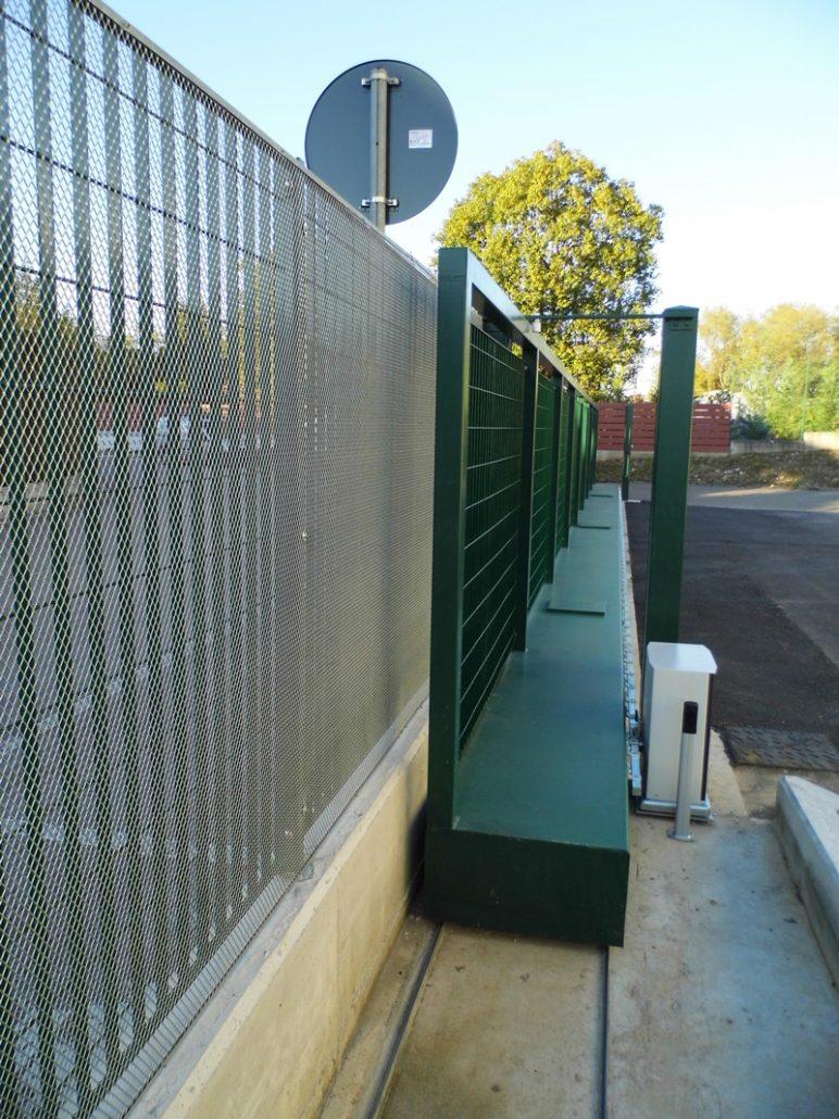 Cancello in ferro EmmeProject
