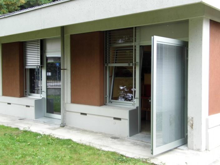 Emmeproject - Serramenti - frangisole - vetri con veneziane interne