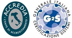 certificazioni accredia g2s